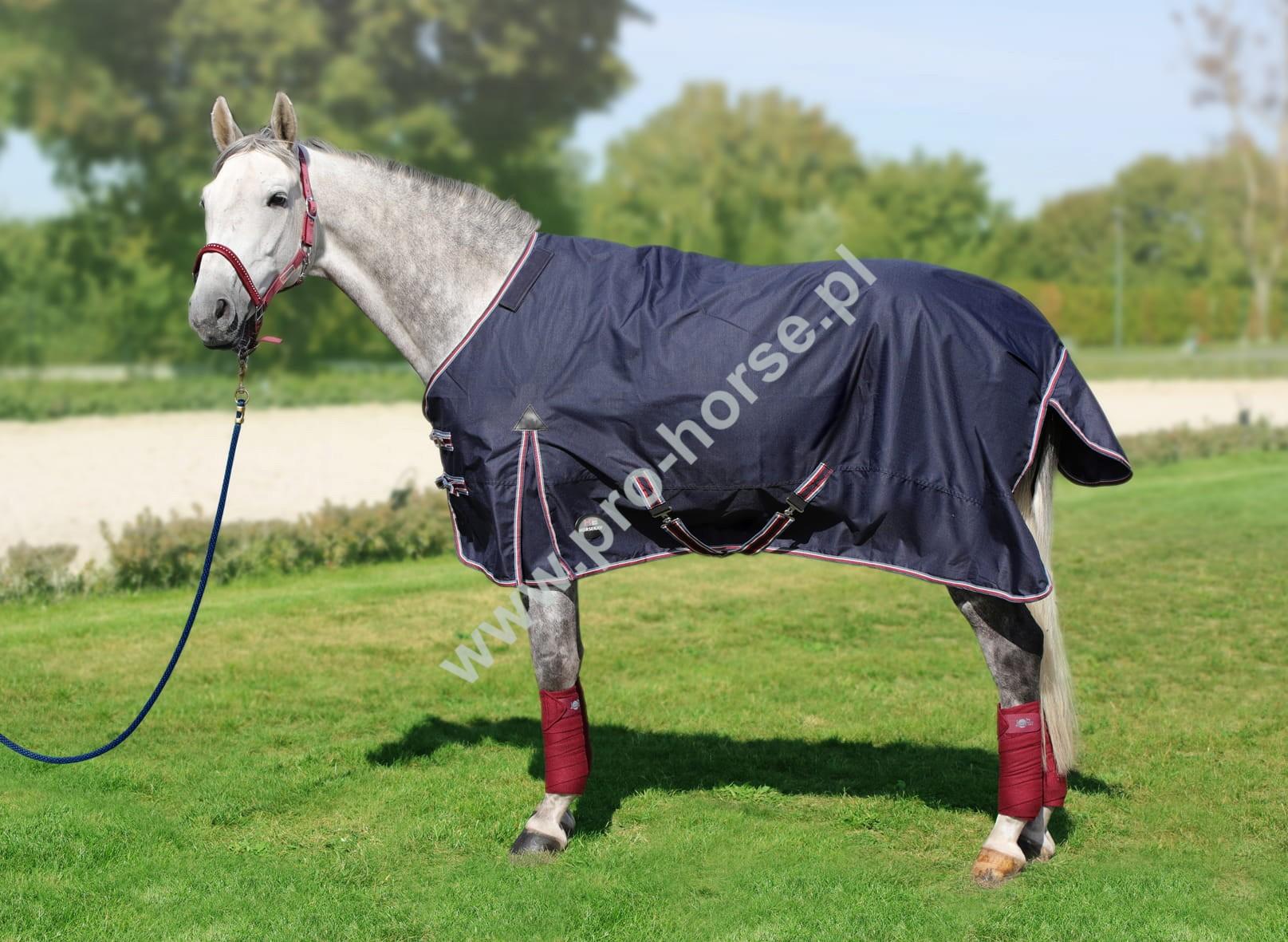 d0866e2cdd448 Derka HE Horsenjoy Aristo zewnętrzna - przeciwdeszczowa Pro-horse ...