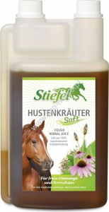 Cough Herbal Juice Stiefel 1000 ml