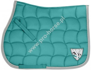 Czaprak York Neo Tile Blue PONY
