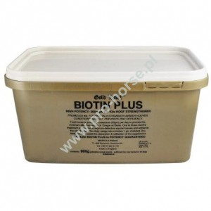 Biotin Plus Gold Label biotyna z cynkiem 900 g