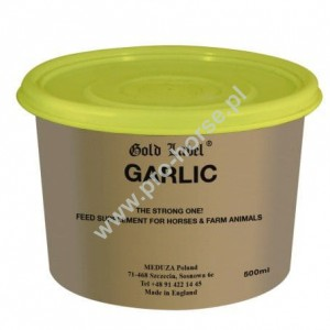 Garlic Supplement Gold Label czosnek 500g